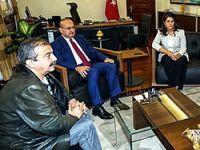 İmralı heyeti bugün Yalçın Akdoğan'la görüşecek