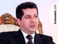 Mesrur Barzani: Bağdat Peşmergeye gelen yardımları engelliyor