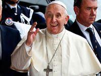 Papa Françesko Türkiye'de