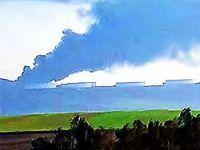 BOTAŞ'ın petrol tankında yangın