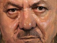 TİME, Barzani'nin portresini ünlü ressama çizdirdi
