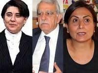 Leyla Zana, Aysel Tuğluk ve Ahmet Türk'ün siyaset yasağı sona erdi