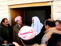 Barzani Şeyh Şerefdin Türbesi'nde