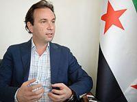 SMDK'nin yeni başkanı: Esad'la masaya oturmayız