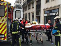 Paris'te Charlie Hebdo dergisine silahlı saldırı