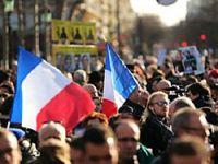 Paris, büyük yürüyüşe hazırlanıyor