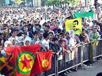 'Biji Serok Apo' sloganı atmak suç değil
