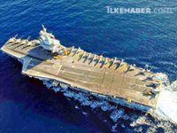 Fransa, IŞİD'e karşı uçak gemisi gönderiyor