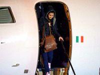İtalyan rehineler serbest bırakıldı