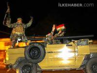 Üçüncü Peşmerge birliği Kobanê'ye ulaştı