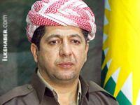 Mesrur Barzani: Biz PKK'ye karşı değiliz, ancak...