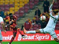 Amedspor Galatasaray'dan rövanşı aldı: 0-2