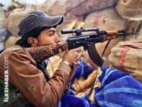 Doğu Kürdistanlı keskin nişancı Kobanê'yi anlattı