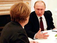 Hollande-Putin-Merkel görüşmesinden sonuç çıkmadı