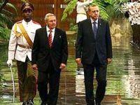 Erdoğan: Küba'ya yaptırımları doğru bulmuyoruz