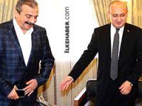 Sırrı Süreyya Önder ile Yalçın Akdoğan bir araya geldi