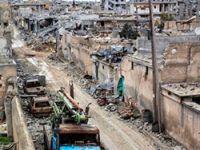 BM: Kobanê'de 3200'den fazla bina oturulamaz durumda