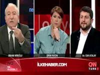 Orhan Miroğlu'nu kızdıran sözler