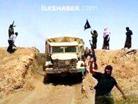 IŞİD, Giwêr'e hendek kazıyor