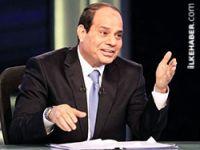 Sisi: Netanyahu ile çok sık görüşüyoruz