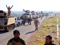 Irak ordusu Tikrit'te ilerleyemiyor