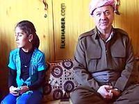 Barzani, Peşmerge Hucam'ın evini ziyaret etti