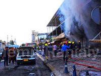 Hewler'de patlama: 3 ölü 5 yaralı