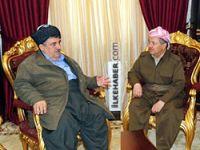 Barzani, Hacı Mahmud ile görüştü