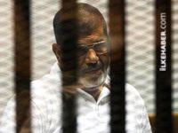Muhammed Mursi idam cezasına çarptırıldı!
