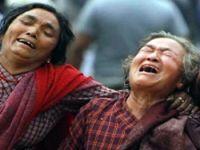 Nepal'de 7,4 büyüklüğünde yeni deprem