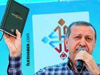 Erdoğan'dan DBP'ye: 'Bunlar sistem dışı...'
