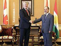 Kanada Başbakanı: Dünya Kürdistan'ı hayranlıkla izliyor