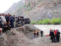 Zap Suyu'na düşen 5 kişinin cesedine ulaşıldı