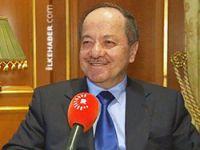 Barzani: Kürdistan'a güzel haberlerle döneceğim
