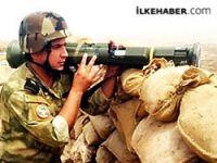 AT4 anti tank roketi Peşmergeye ulaştı