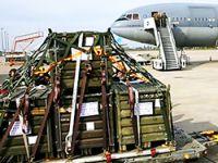 Almanya'dan Peşmerge'ye 138 ton silah yardımı