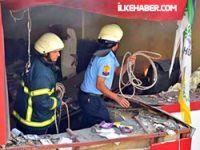 HDP Adana ve Mersin İl binalarında eş zamanlı patlama