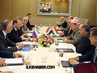 Barzani: Rusya, Kürdistan'a yardım etmeye hazır