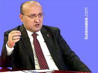 Yalçın Akdoğan: 'HDP barajı geçerse çözüm süreci kalmaz'