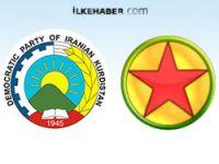 PKK ile KDP-İ anlaştı