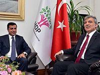'Abdullah Gül'e İzleme Heyeti için teklif götürdük, hükümet engelledi'
