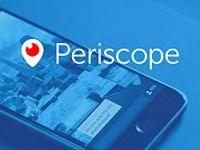 Periscope'a Türkçe dil desteği