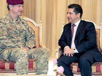 İngiliz General: Peşmerge'ye her türlü destek sağlanacaktır