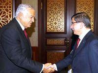 Dengir Mir Mehmet Fırat AKP'yi ziyaret etti, destek istedi