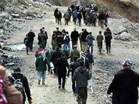 Roboski halkı sınıra yürüyor