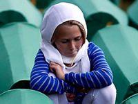 Srebrenitsa Katliamı'nın 20'nci yıldönümü