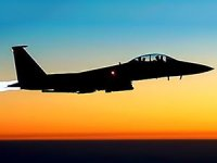 Havadan ve karadan IŞİD'e bayram sürprizi