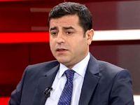 Demirtaş: PKK kesinlikle Türkiye'ye karşı silah bırakmalıdır