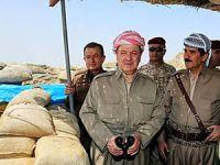 Barzani'den Peşmerge'ye 'ağır silah' sözü