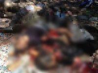 Suruç'ta patlama; Çok sayıda ölü ve yaralılar var!